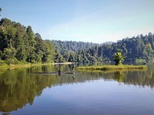 Danau Situ Gunung yang instagramable