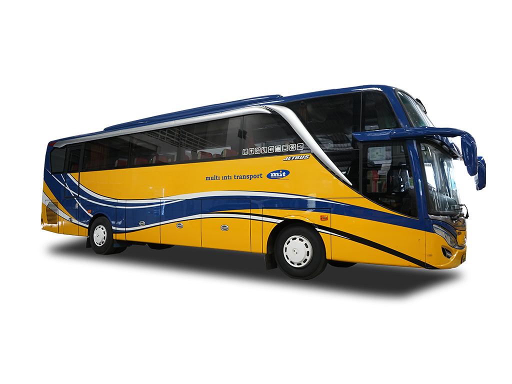 Big Bus antar jemput karyawan