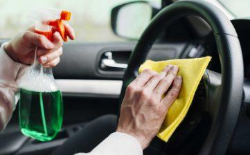 Tips Menangkal Penyebaran Virus Corona di Mobil